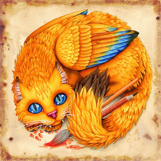 Psychocat's Art
