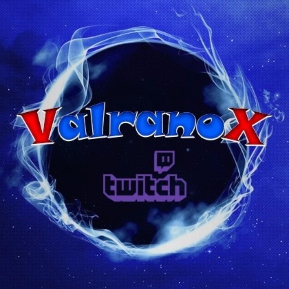 ValranoX Twitch