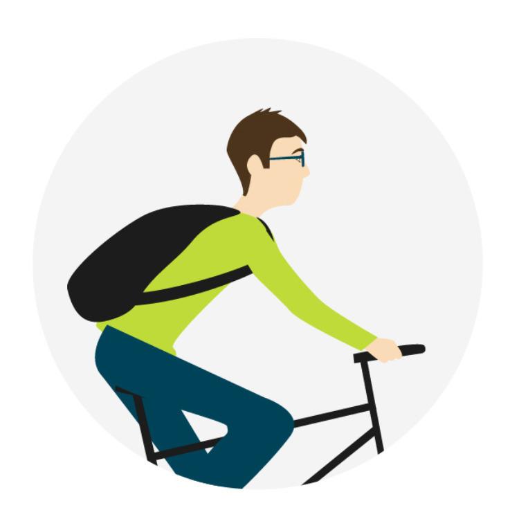 Le Vélocipédiste
