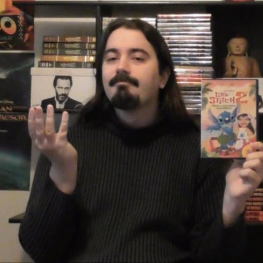 Mayo-Lek critique les oeuvres animées Disney