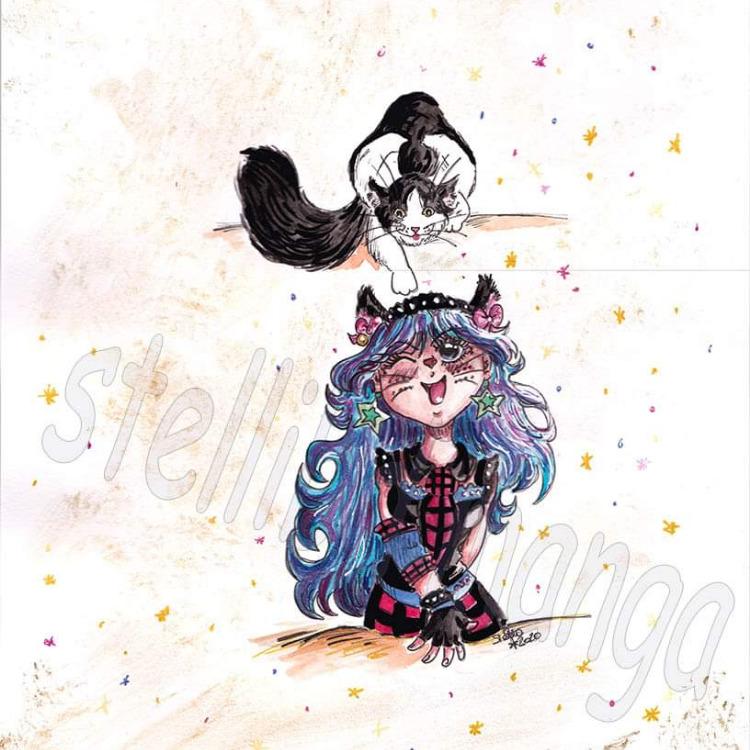 StelliBD manga
