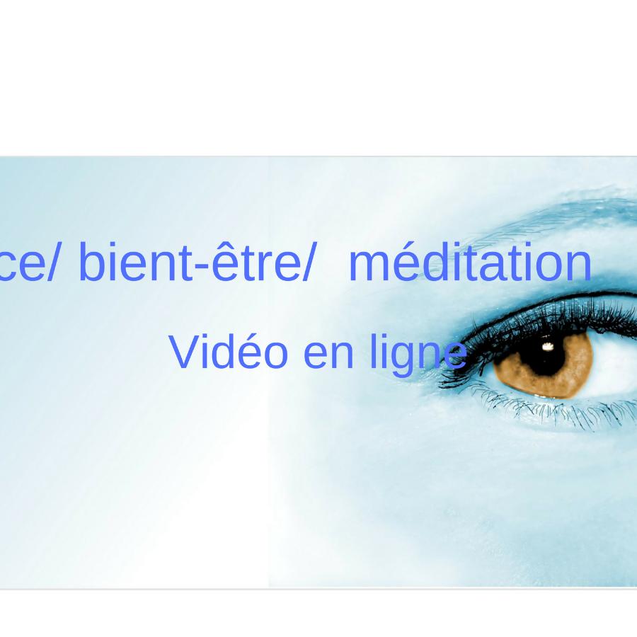 Voyance-gratuite/bien-être/méditation