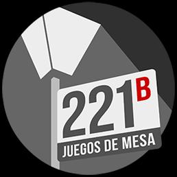 Juegos de mesa 221B