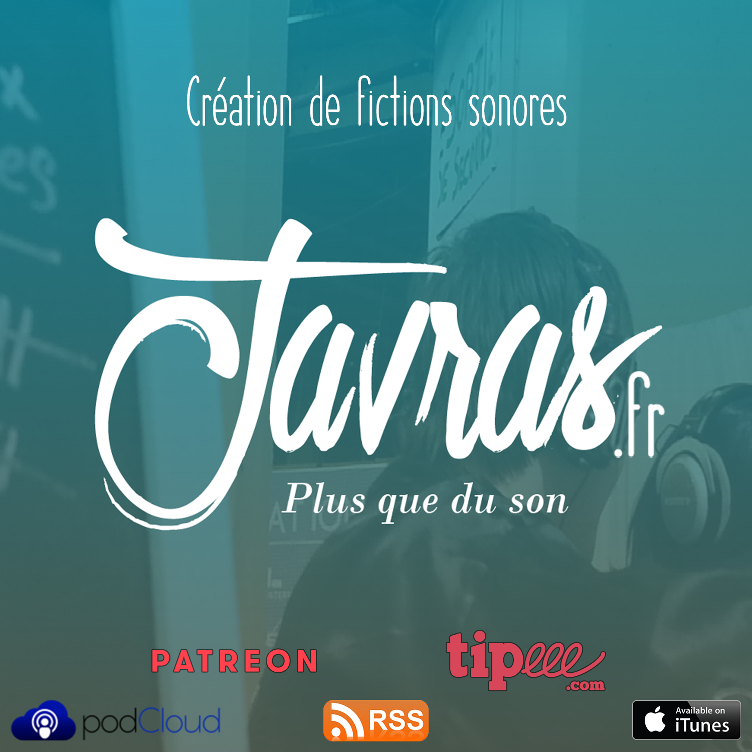 Team Javras (Fictions Audio & Podcasts)