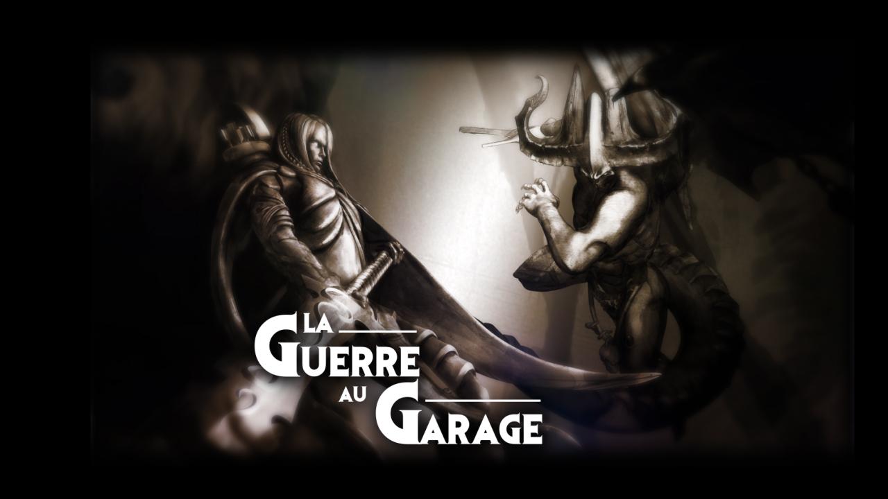La Guerre Au Garage